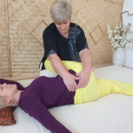 Traditionelle Thai Yoga Massage